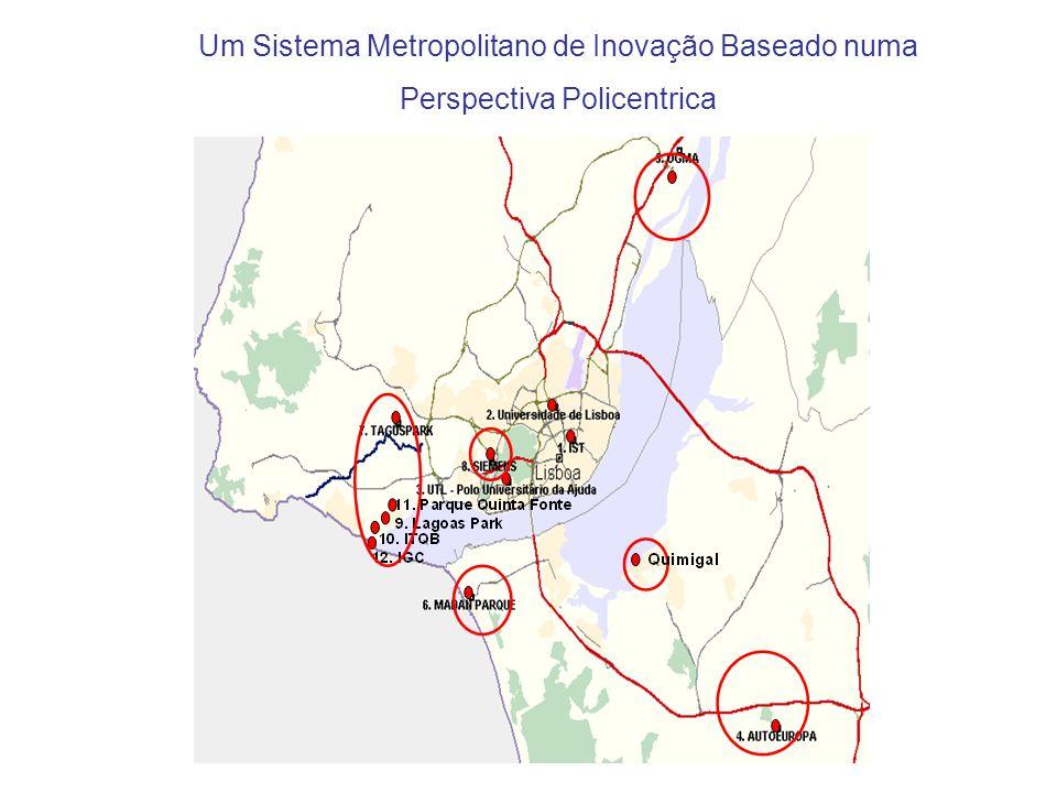 Um Sistema Metropolitano de Inovação Baseado numa