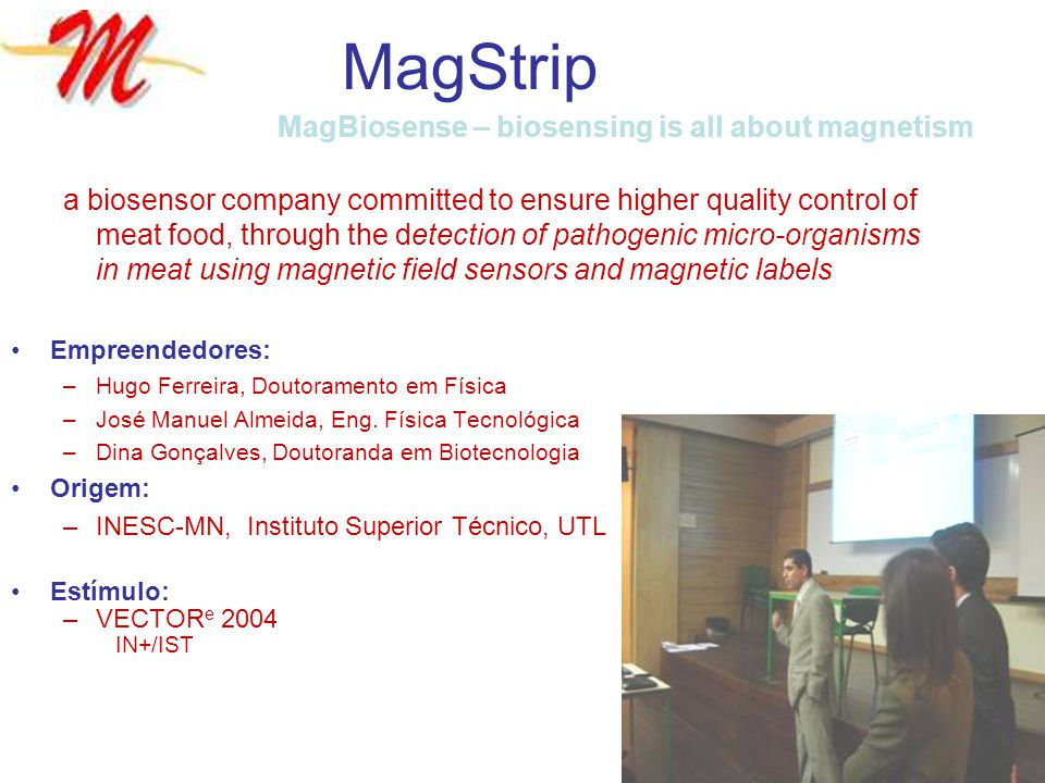 MagStrip MagBiosense – biosensing is all about magnetism