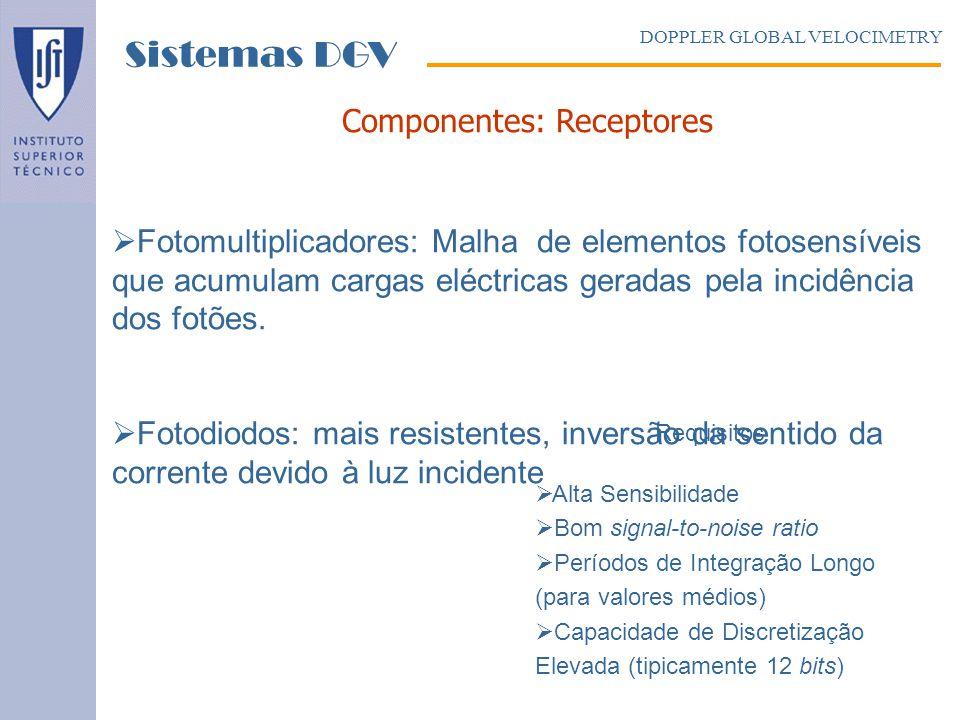 Componentes: Receptores