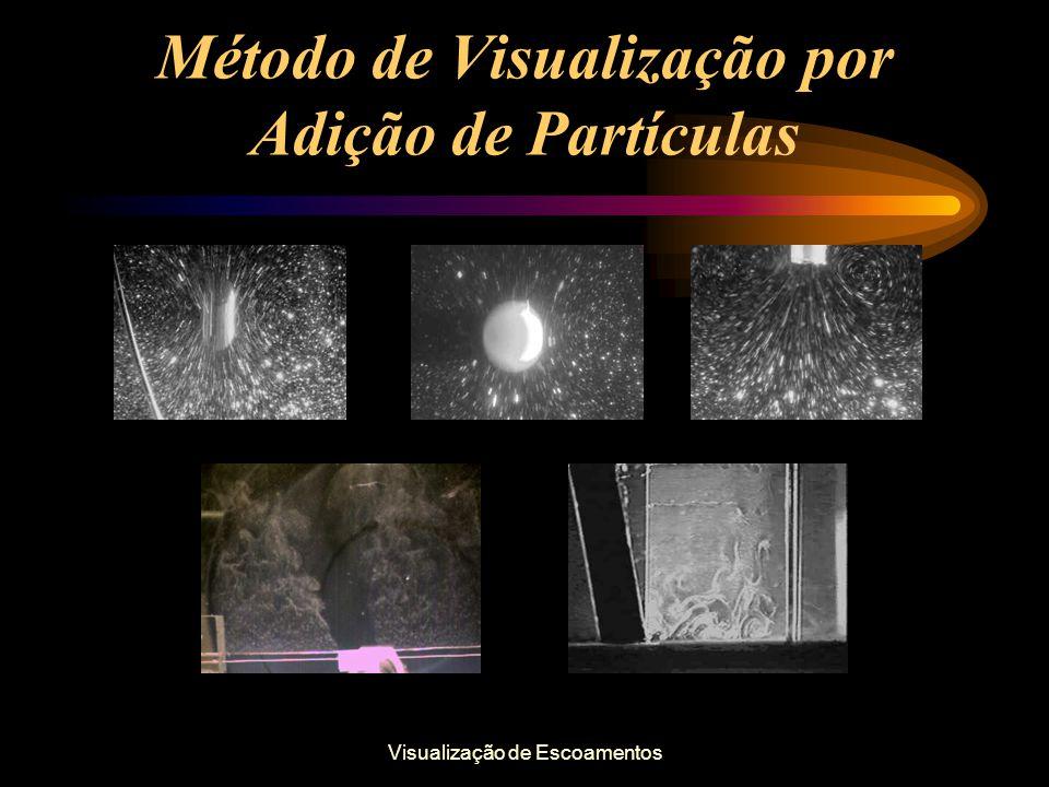 Método de Visualização por Adição de Partículas