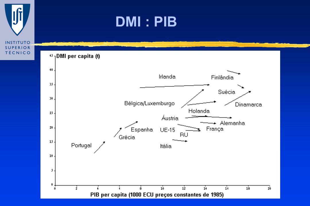 DMI : PIB