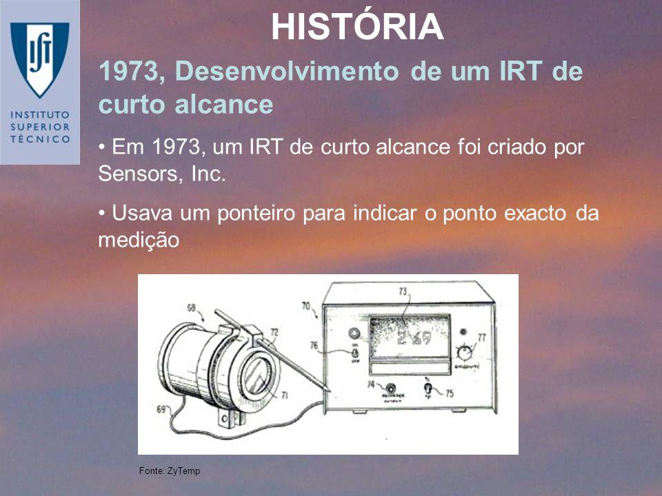 HISTÓRIA 1973, Desenvolvimento de um IRT de curto alcance