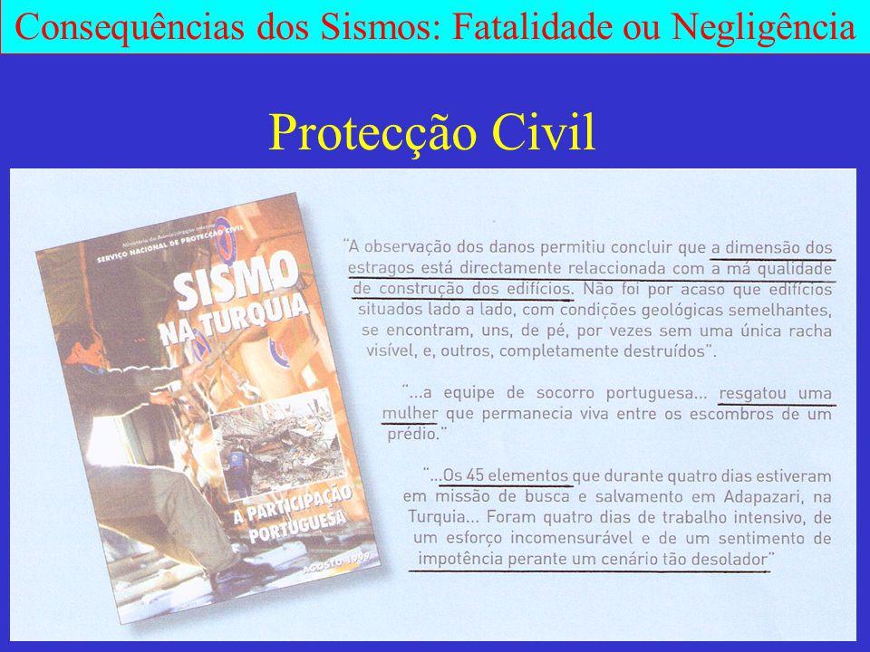 Protecção Civil