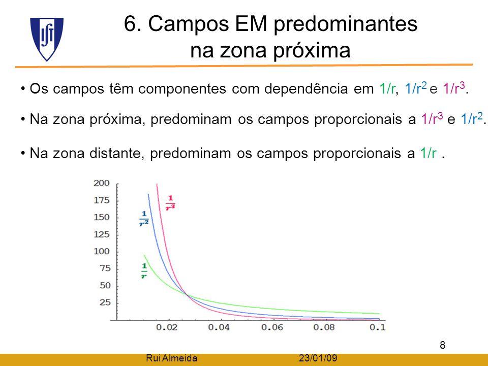 6. Campos EM predominantes