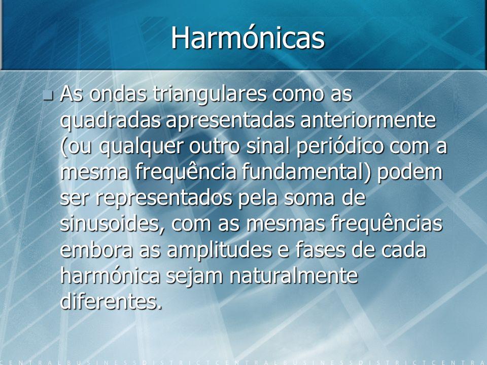 Harmónicas