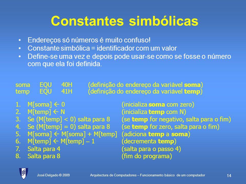 Constantes simbólicas