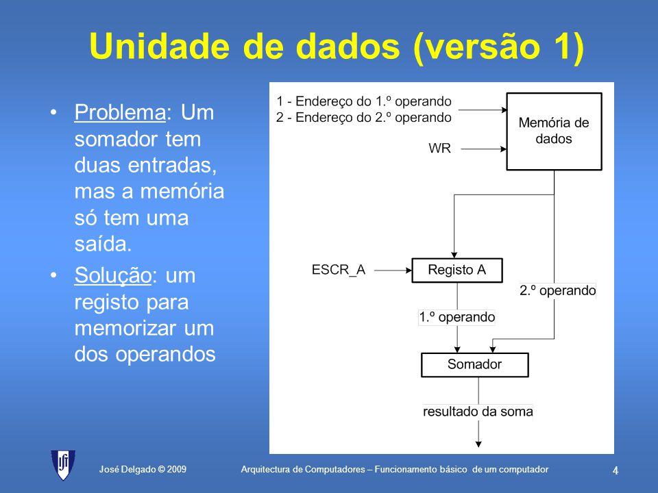 Unidade de dados (versão 1)