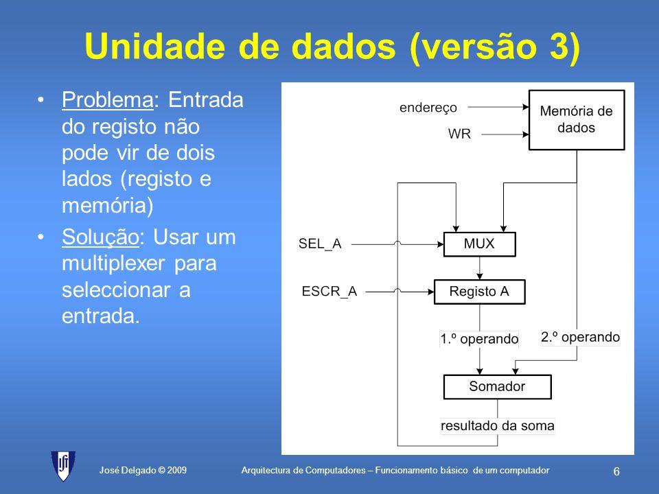 Unidade de dados (versão 3)