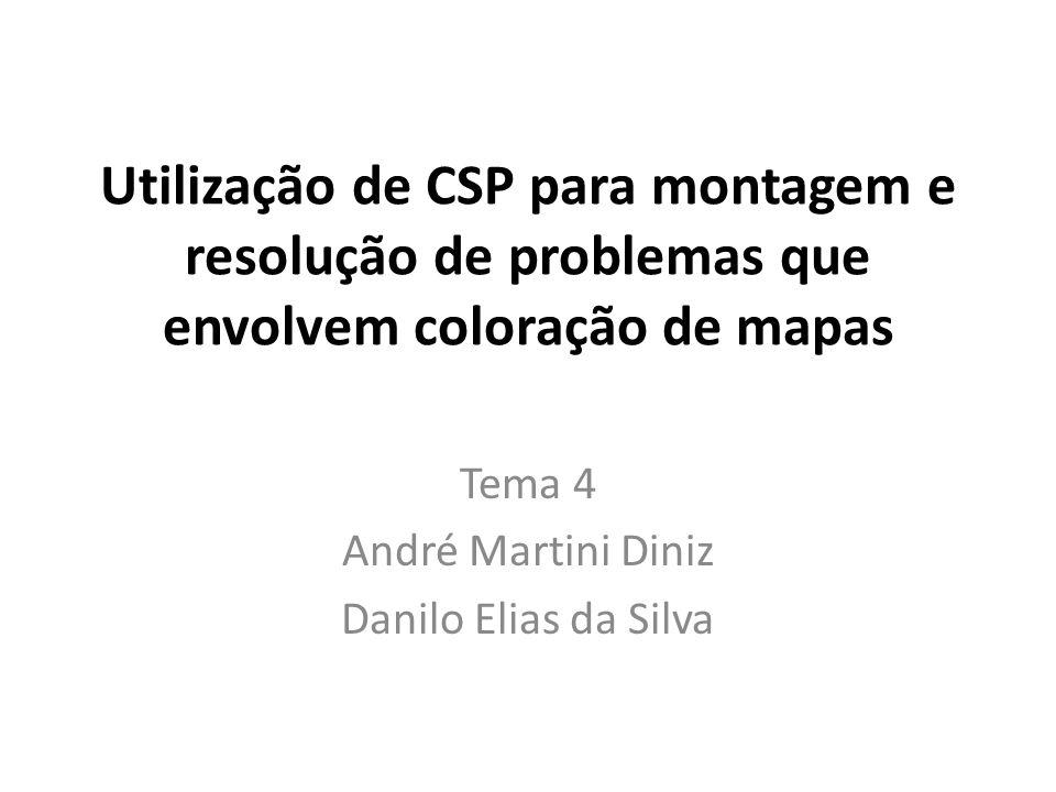 Tema 4 André Martini Diniz Danilo Elias da Silva