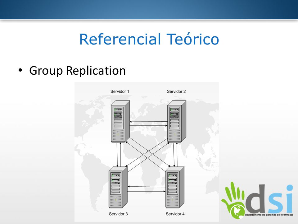 Referencial Teórico Group Replication