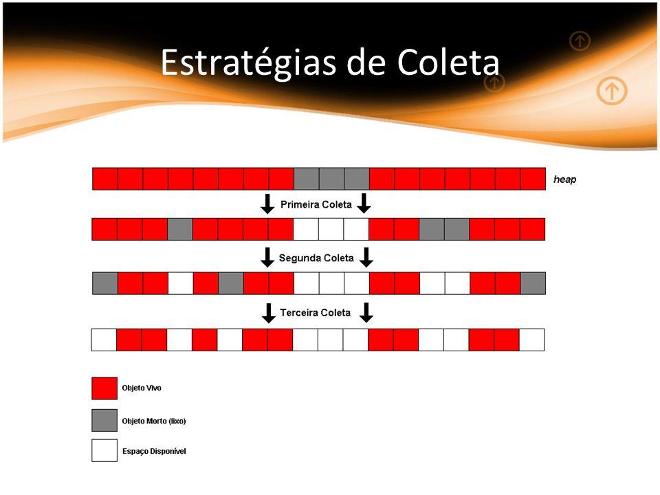 Estratégias de Coleta