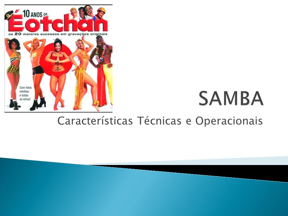 Características Técnicas e Operacionais