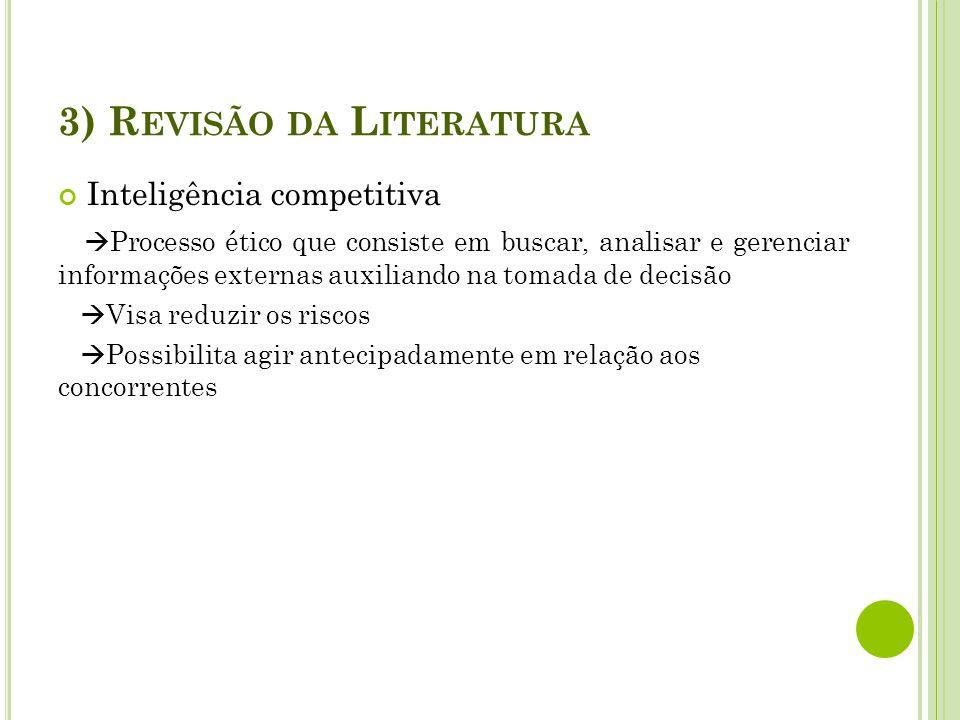 3) Revisão da Literatura