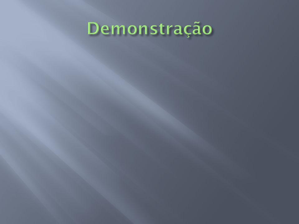 Demonstração