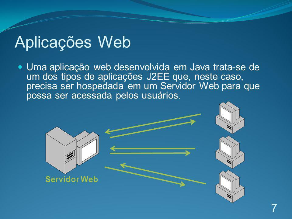 Aplicações Web
