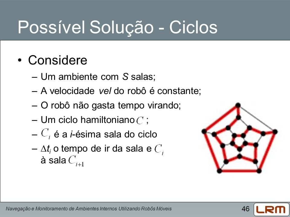 Possível Solução - Ciclos