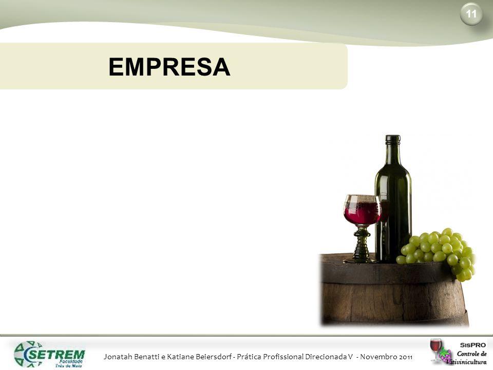 EMPRESA Benatti