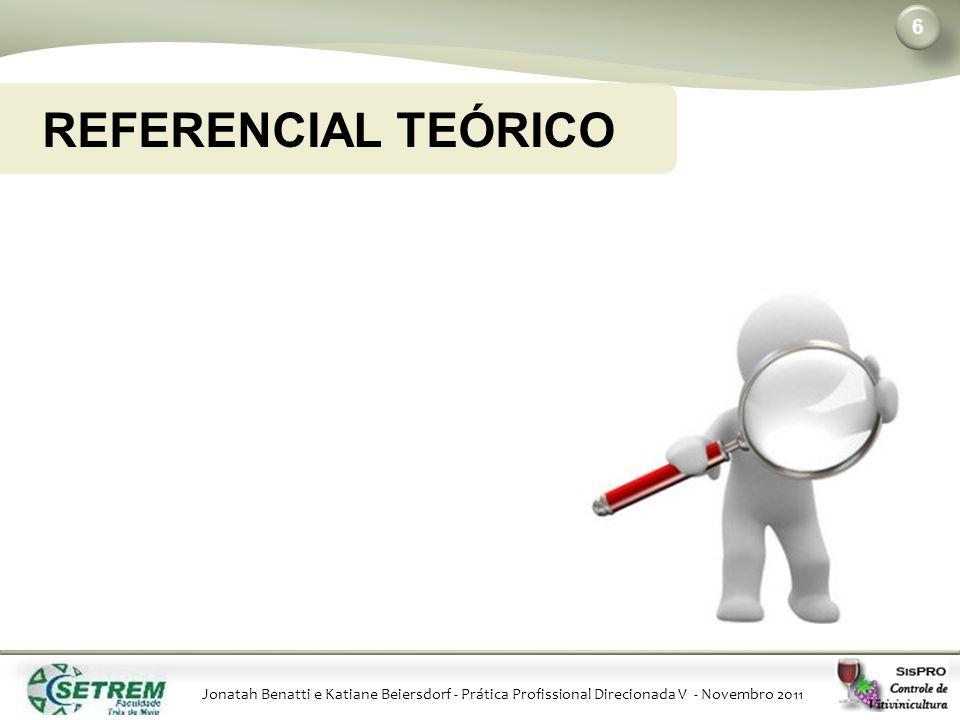 REFERENCIAL TEÓRICO Benatti