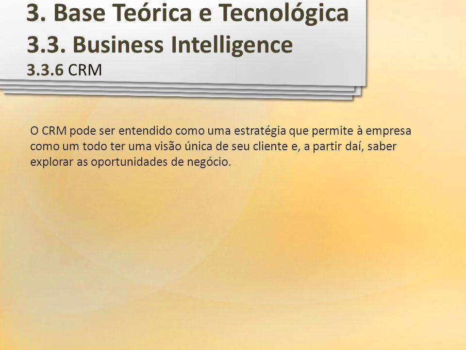 3. Base Teórica e Tecnológica