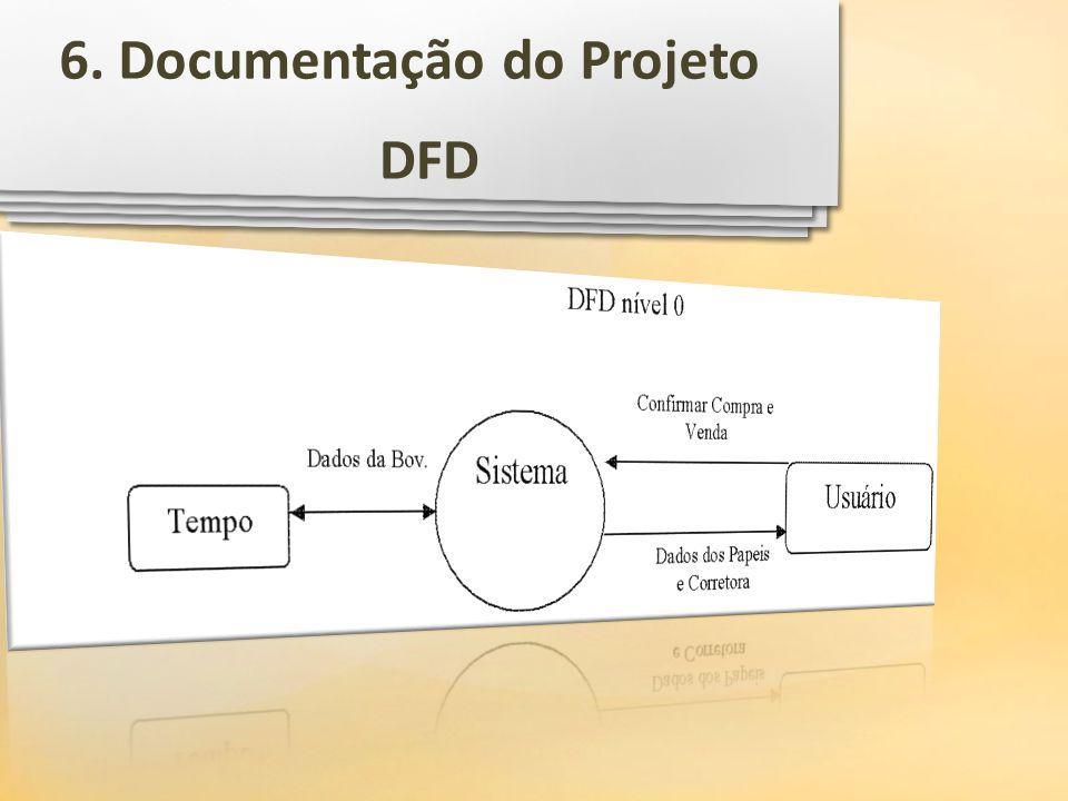 6. Documentação do Projeto