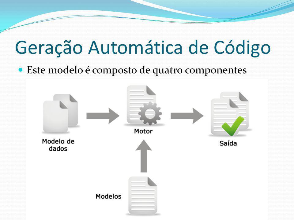 Geração Automática de Código