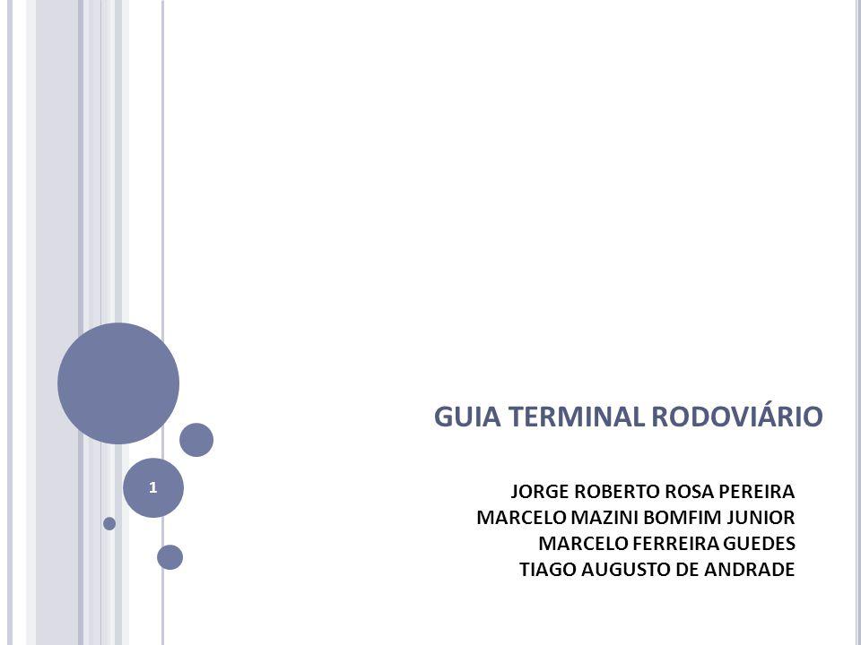 GUIA TERMINAL RODOVIÁRIO