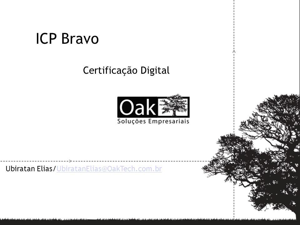 ICP Bravo Certificação Digital