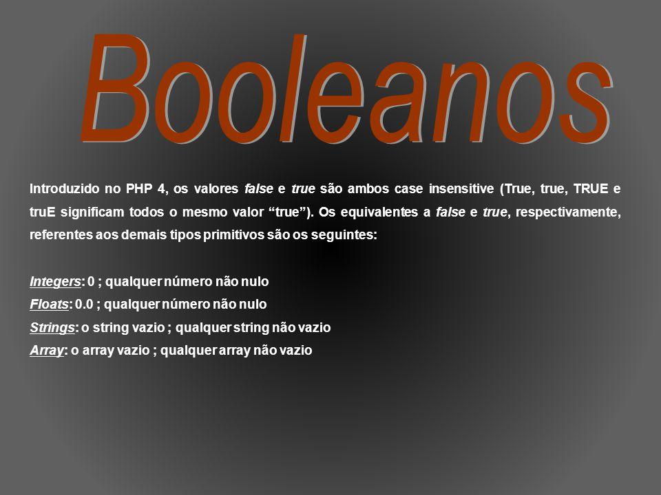 Booleanos