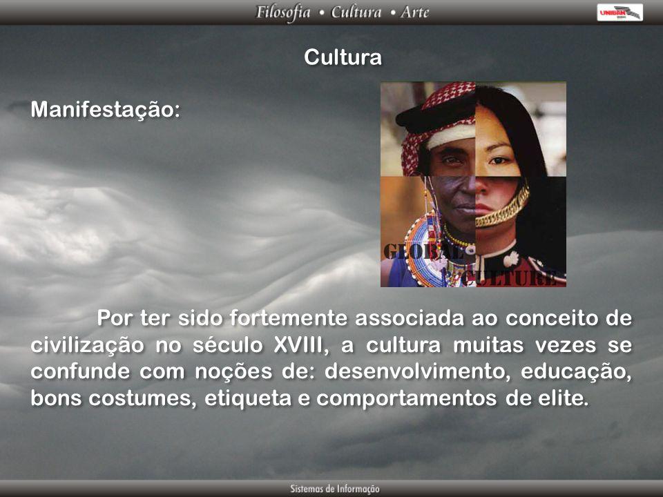 Cultura Manifestação: