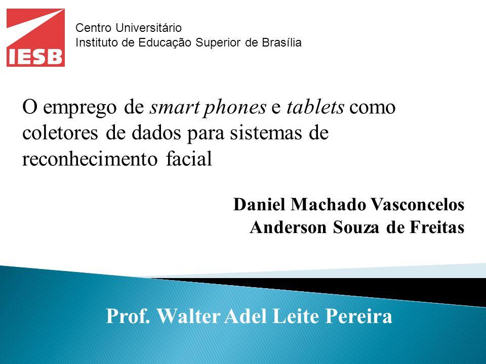 Prof. Walter Adel Leite Pereira