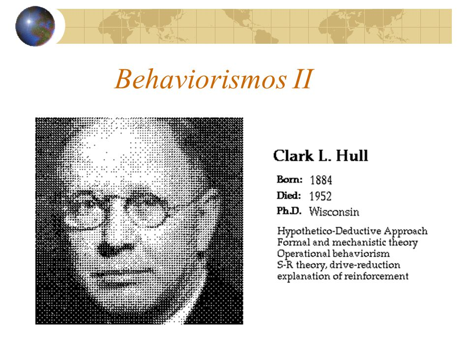 Behaviorismos II