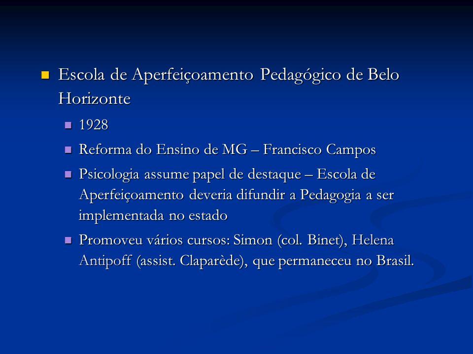 Escola de Aperfeiçoamento Pedagógico de Belo Horizonte