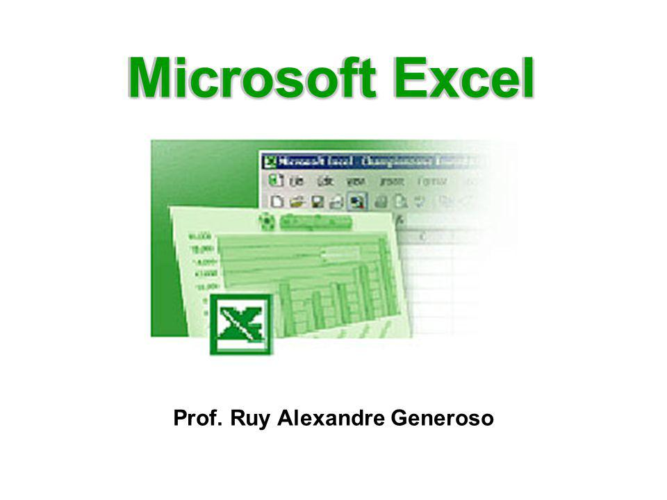 Prof. Ruy Alexandre Generoso