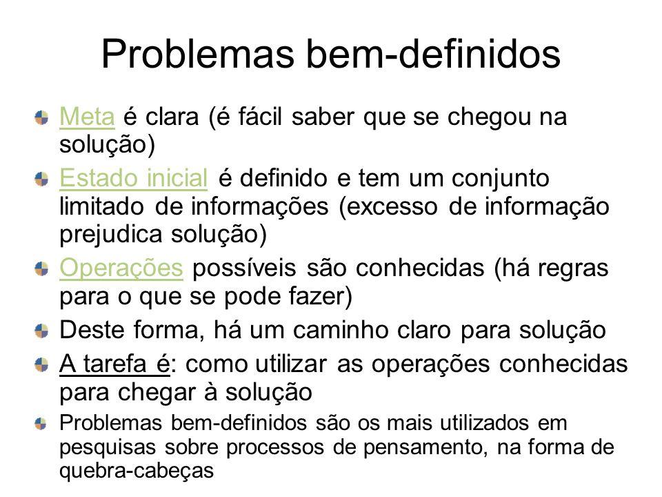 Problemas bem-definidos