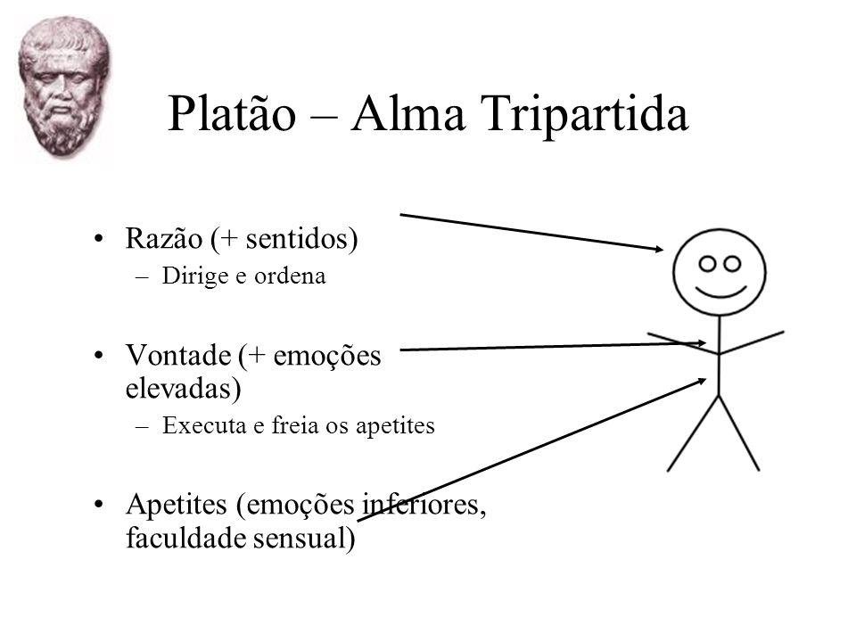 Platão – Alma Tripartida