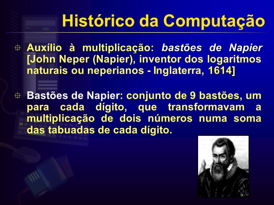 Histórico da Computação
