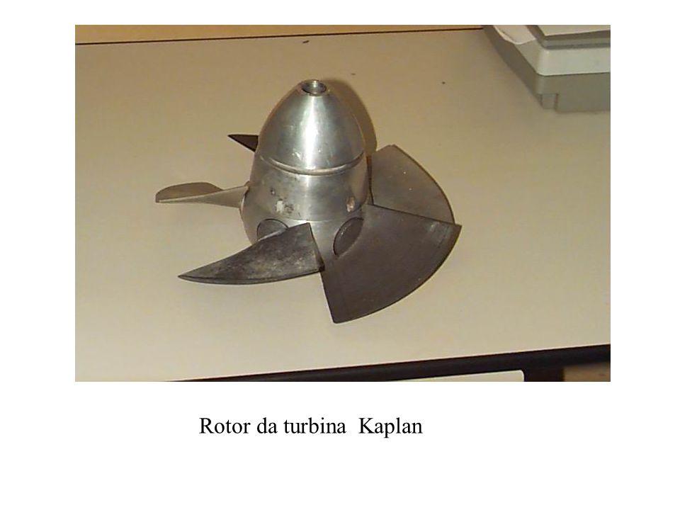 Rotor da turbina Kaplan