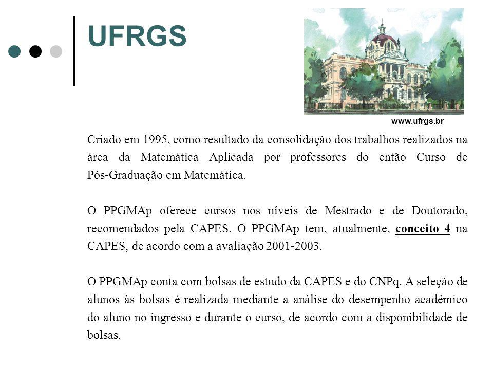 UFRGS www.ufrgs.br.