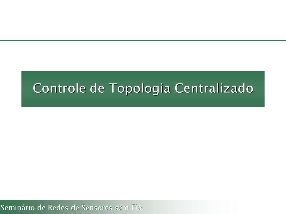 Controle de Topologia Centralizado