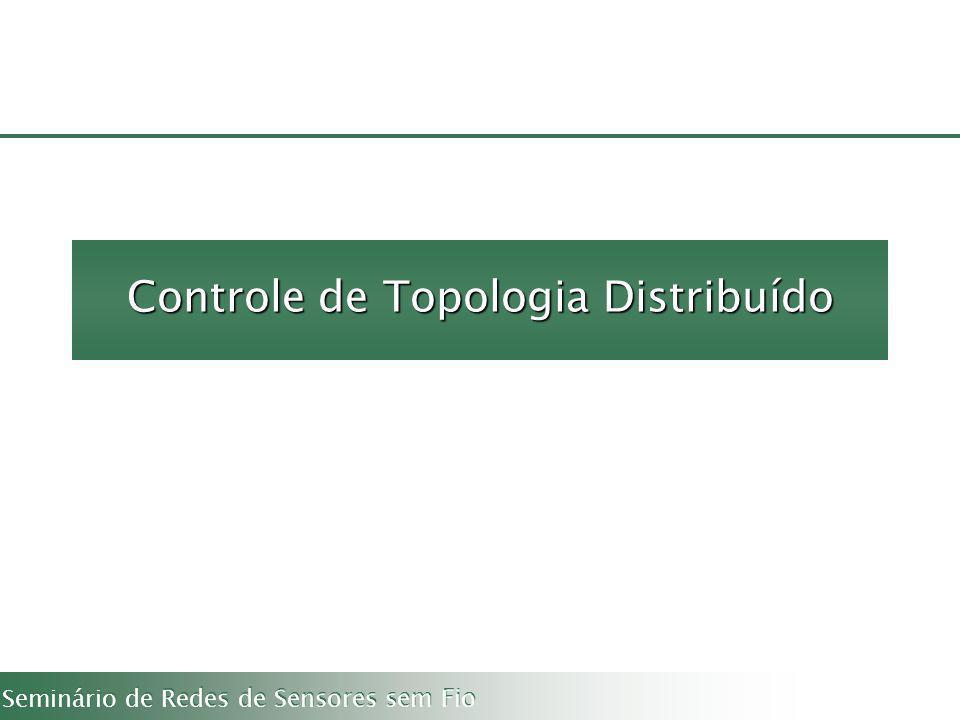 Controle de Topologia Distribuído