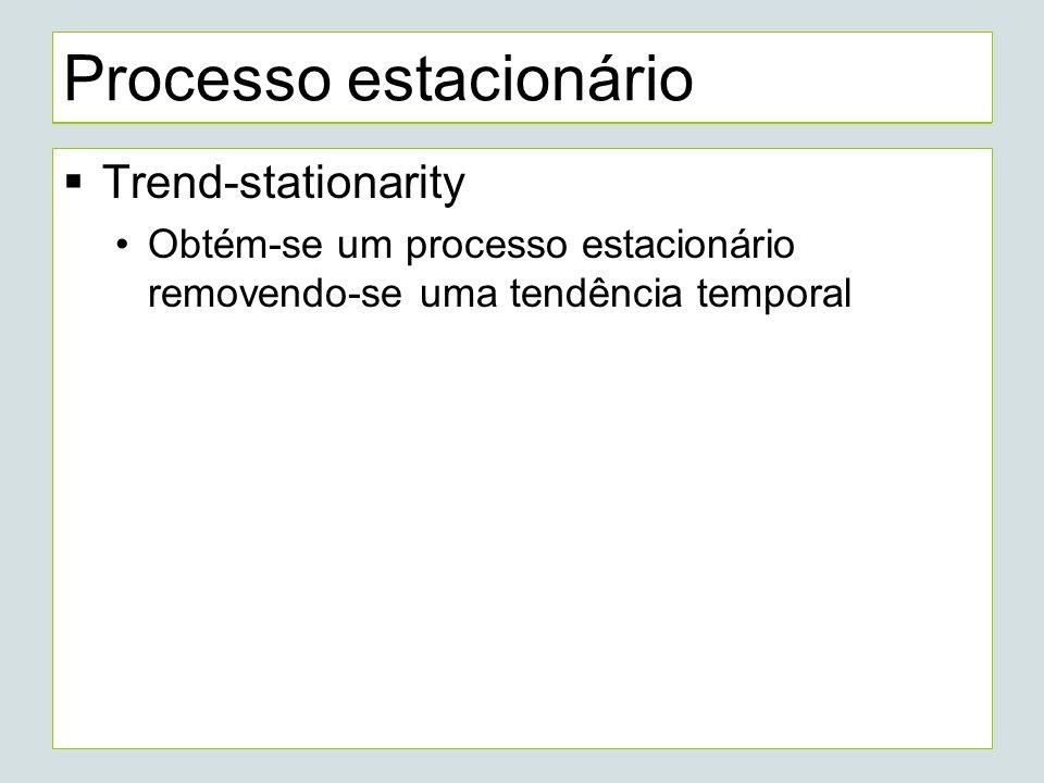 Processo estacionário