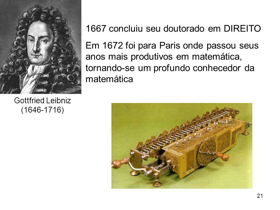 1667 concluiu seu doutorado em DIREITO