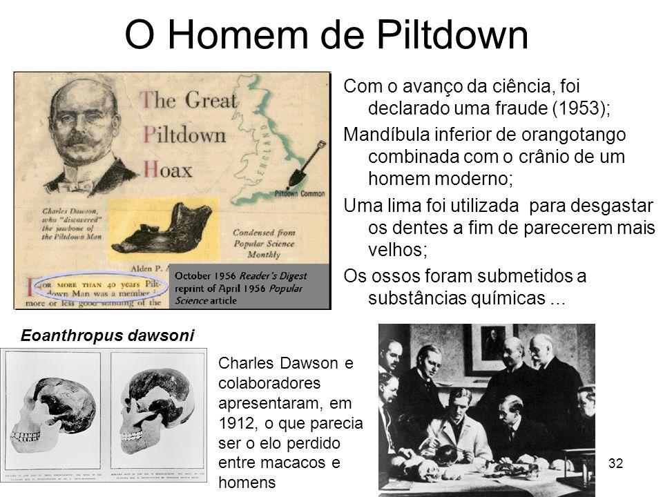 O Homem de Piltdown