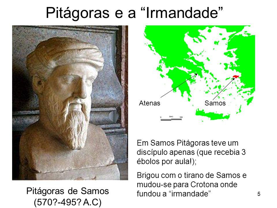 Pitágoras e a Irmandade