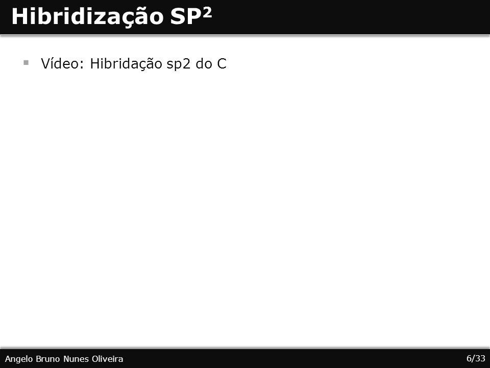 Hibridização SP2 Vídeo: Hibridação sp2 do C