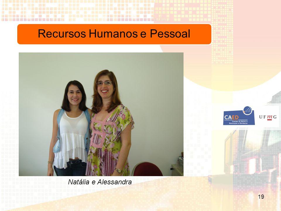 Recursos Humanos e Pessoal