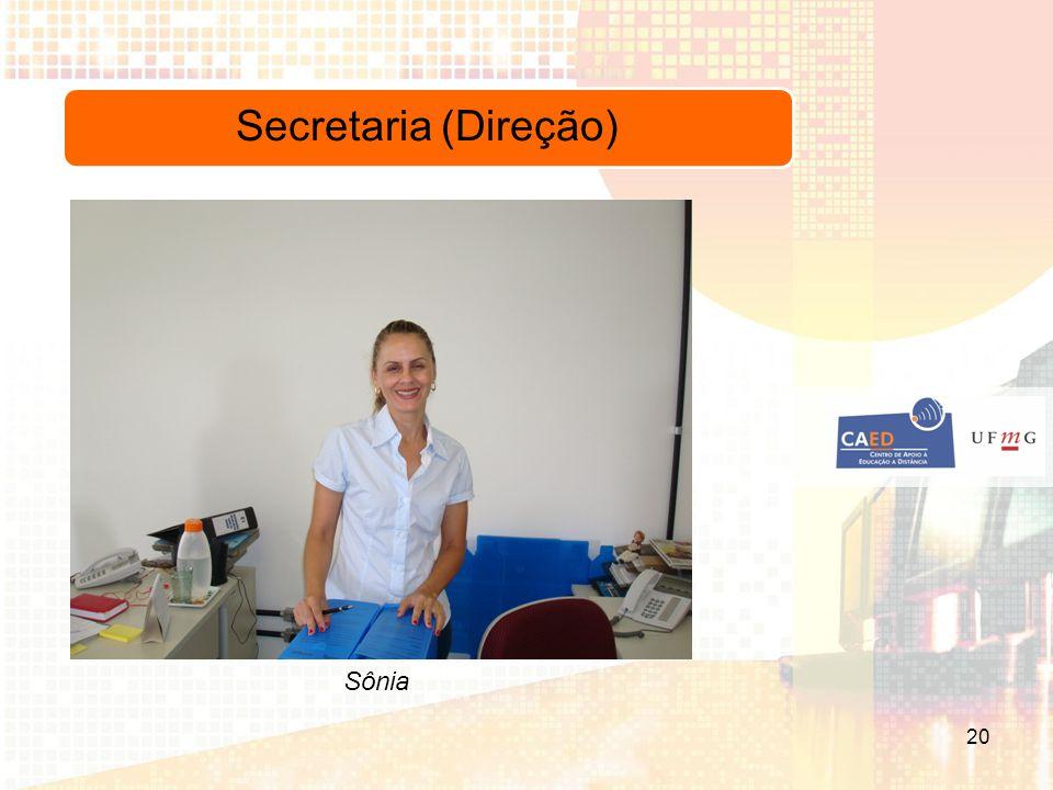 Secretaria (Direção) Sônia