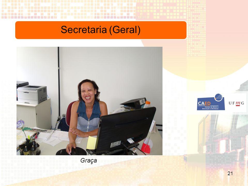 Secretaria (Geral) Graça