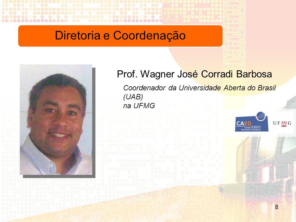 Diretoria e Coordenação
