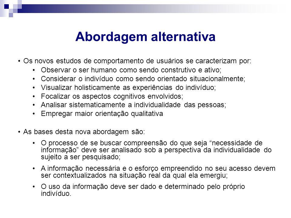 Abordagem alternativa